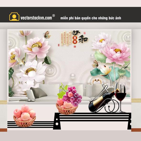 Tranh bình hoa ngọc _41531