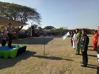 Pesilat Kedungadem Deklarasikan Kampung Pesilat