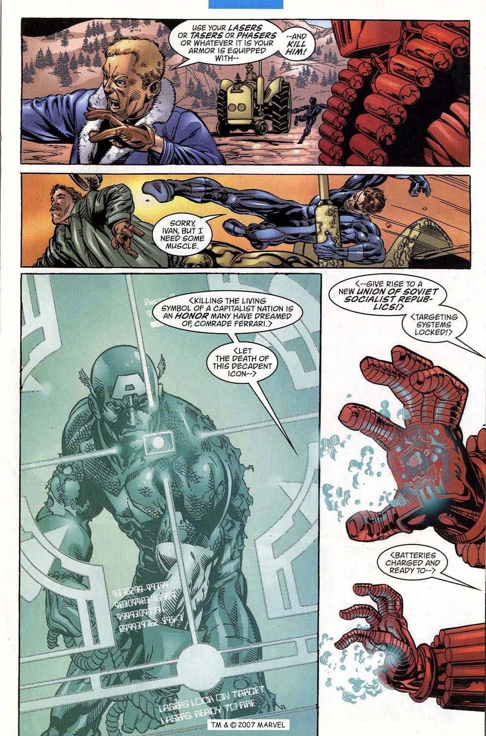 Captain America (1998) Issue #43 #50 - English 21