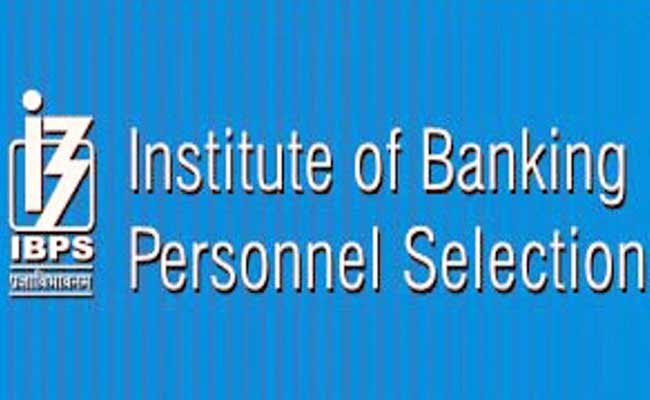 IBPS Clerk mains result declared - Check here