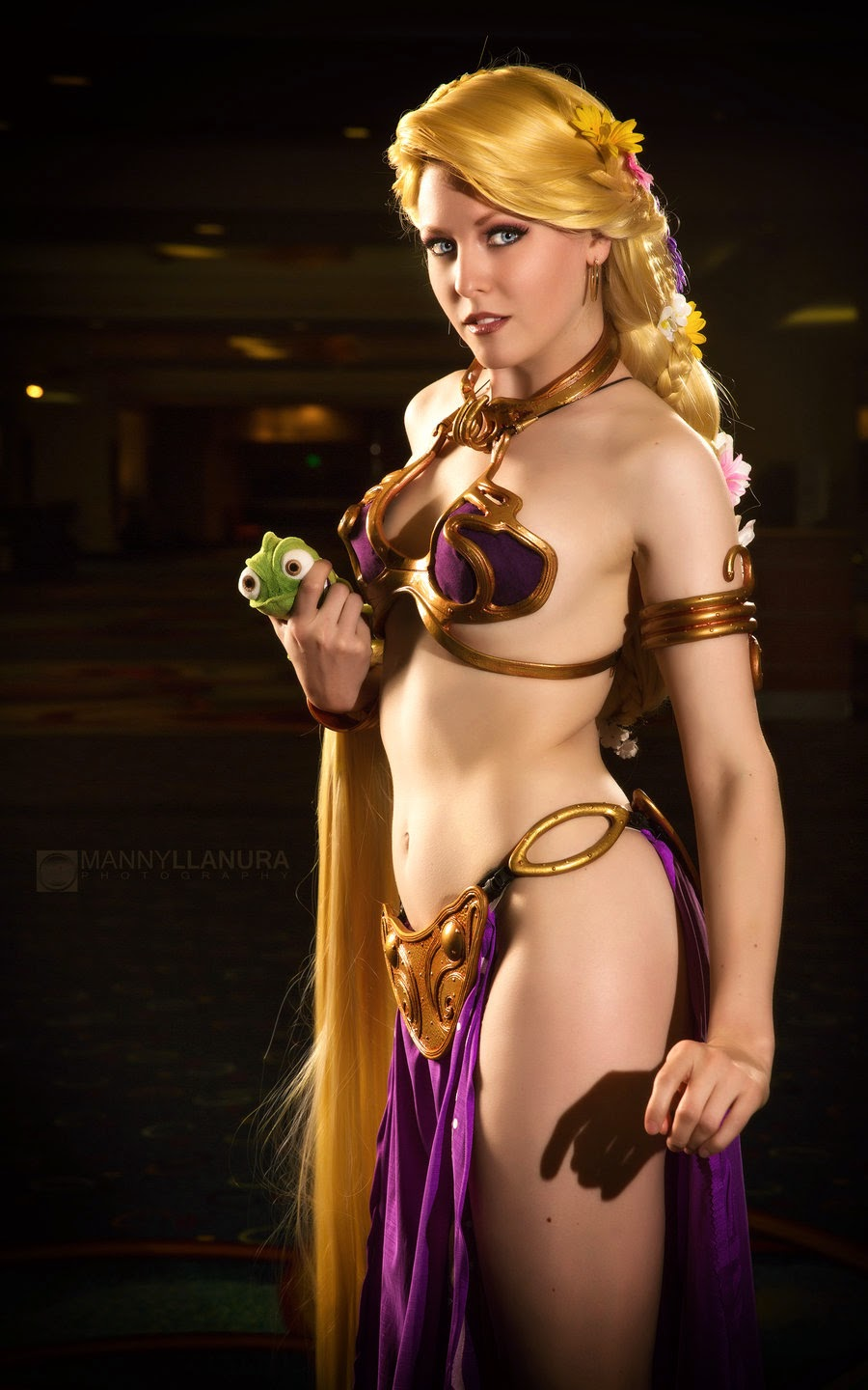 Speaking, would princess leia slave cosplay consider