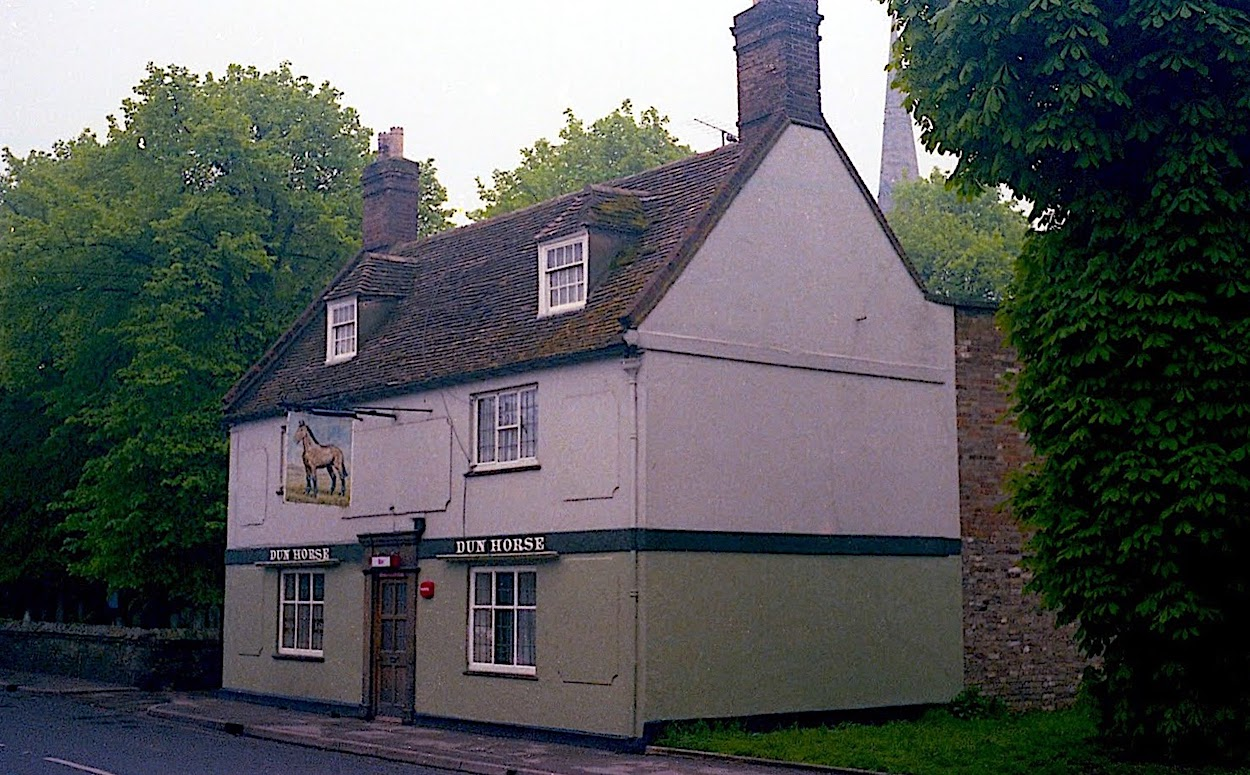 The Dun Horse, St Ives
