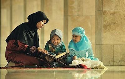 Kemuliaan untukmu Ibu-Ibu penentu Peradaban