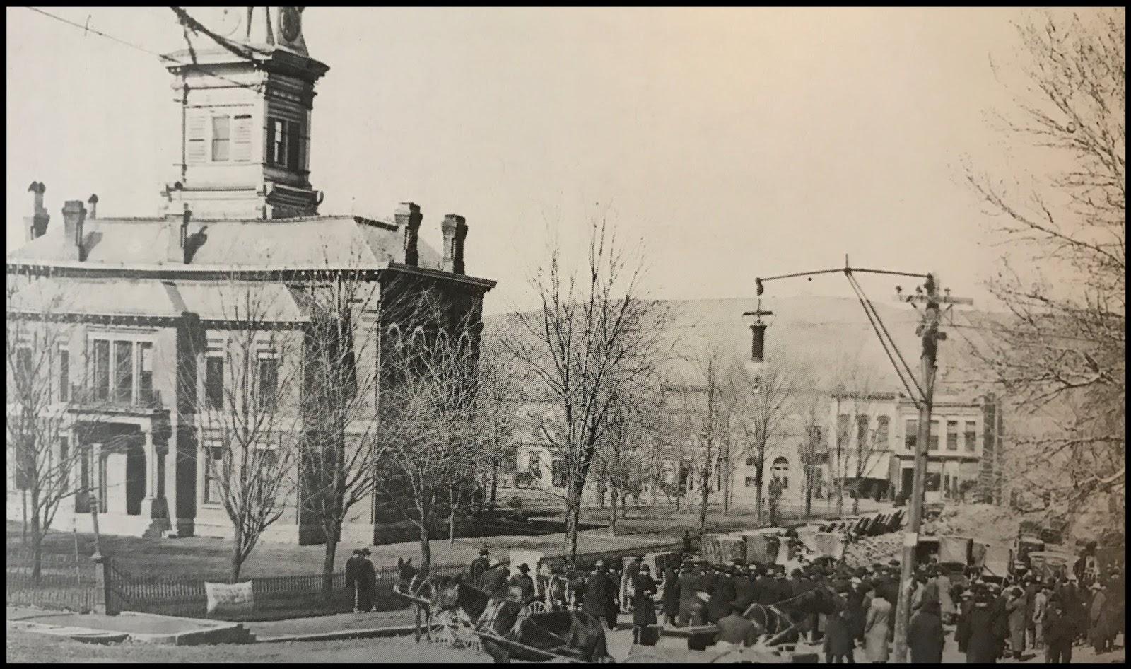72 Scrapbooks: Part 7: Sarah Eva Howe's Stroll Through 1890s