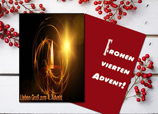 4. Adventbilder - 4. Advent
