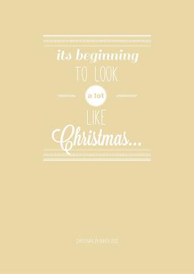 2013 Sunshine Christmas Planner
