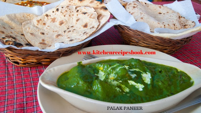 Palak Paneer Recipe | Homemade Palak Paneer |