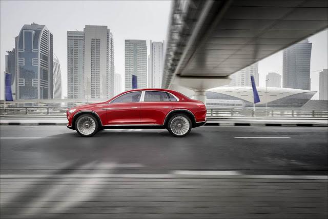 Mercedes-Maybach GLS đối đầu Rolls-Royce Cullinan sẽ ra mắt toàn cầu vào tuần sau