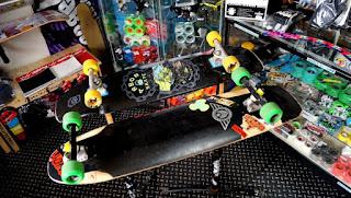 坂用のロンスケとクルーズ、パーク、バンク、坂用オールラウンドスケートボード