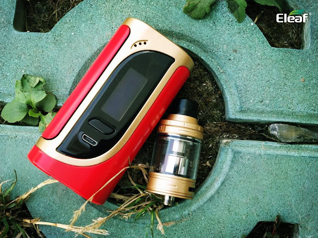 Why do you like Eleaf iKonn 220