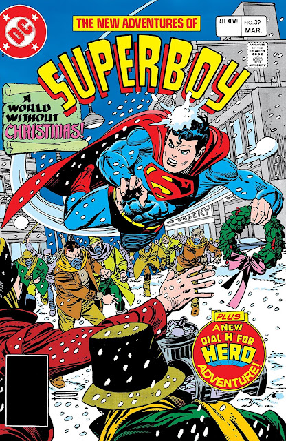 The New Adventures of Superboy #39
