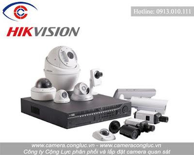 Lắp đặt, sửa chữa, bảo trì, bảo dưỡng camera tại Lương Khánh Thiện Hải Phòng.