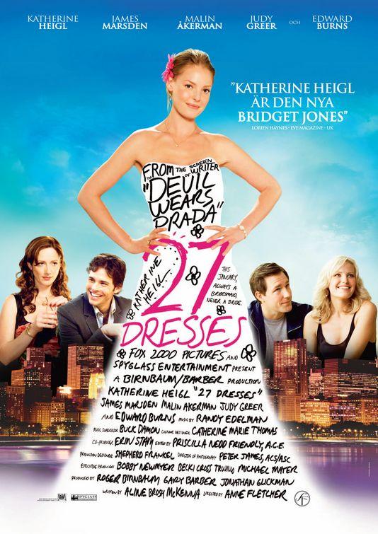 Nonton Film 27 Dresses (2008)