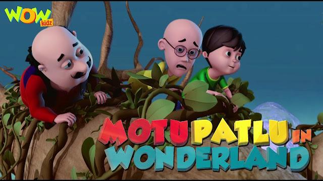 Download Motu Patlu In Wonderland HINDI Full Movie [HD]