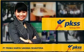 Rekrutmen Karyawan Baru Min.D3/S1 Semua Jurusan PT Prima Karya Sarana Sejahtera (Group BRI) Seluruh Indonesia