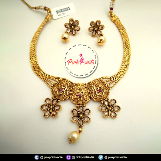 Complete your Look with the Online Jewellery