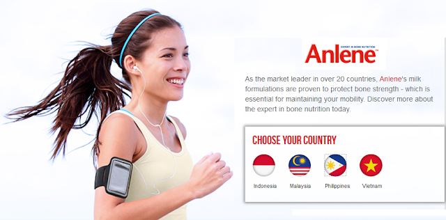 Anlene - The freedom to move starts with strong bones