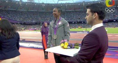 Olympics 2012: Flowers