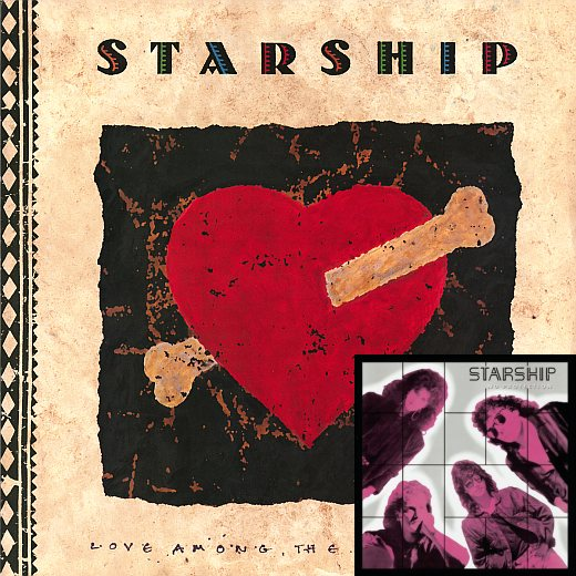 STARSHIP - Love Among The Cannibals [Friday Music Remaster] (2016) full