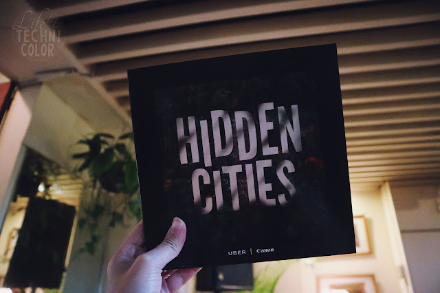 Hidden Cities with Canon and Uber