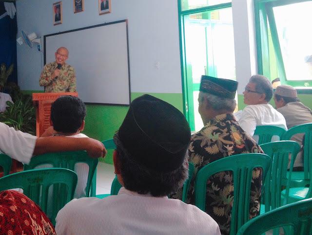 Beri Solusi UMKM Dan Petani Kampung Sewoharjo Perbatasan Kabupaten Subang, Inilah Jawaban  Ir.Ridho Budiman Utama Dalam Peresmian Gedung Madrasah