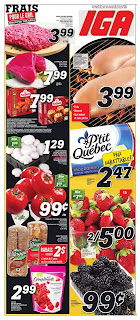 IGA Weekly Flyer May 23 - 29, 2018