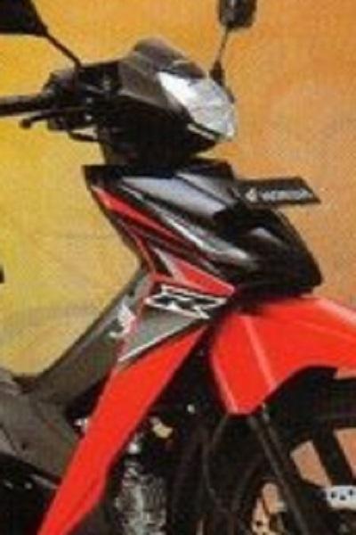 HONDA Revo 100 cc karbu 2007-2011, revo 100, revo karbu, revo lama, revo generasi pertama, revo generasi 1