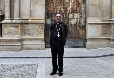 cardenal Omella Cretas cura pueblo