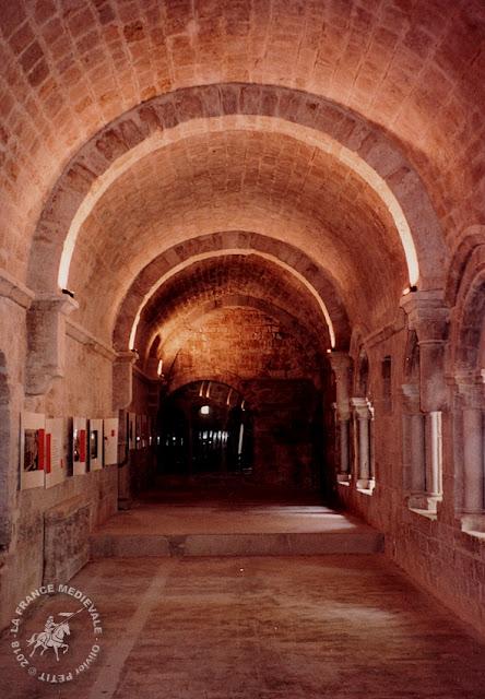 LA CELLE (83) - Abbaye romane
