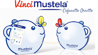 Logo Gioca e vinci gratis 31 cofanetti Orsetto Mustela