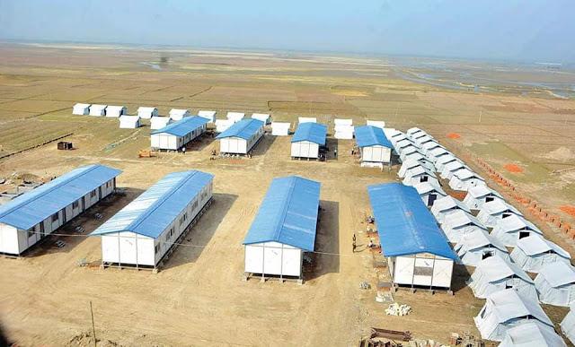 ေအာင္ၿငိမ္းခ်မ္း (Myanmar Now) ● ဘဂၤလားေဒ့ရွ္မွ ျပန္လာမည့္သူမ်ားအားထုတ္ေပးမည့္ NVC ကတ္တြင္ ႐ိုဟင္ဂ်ာဟု ပါမည္မဟုတ္