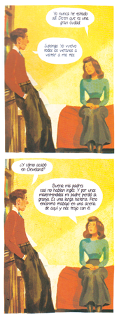 Joe Shuster - la  historia a la sombra de Superman de Julian Voloj y Thomas Camp