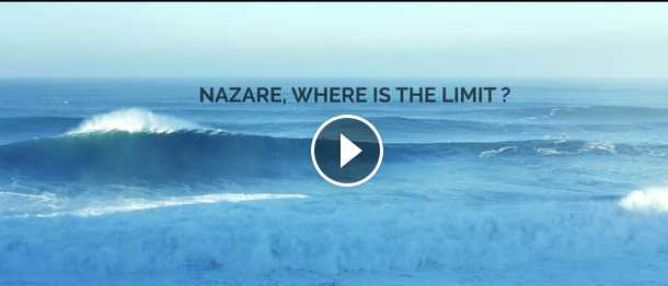 NAZARE WHERE IS THE LIMIT