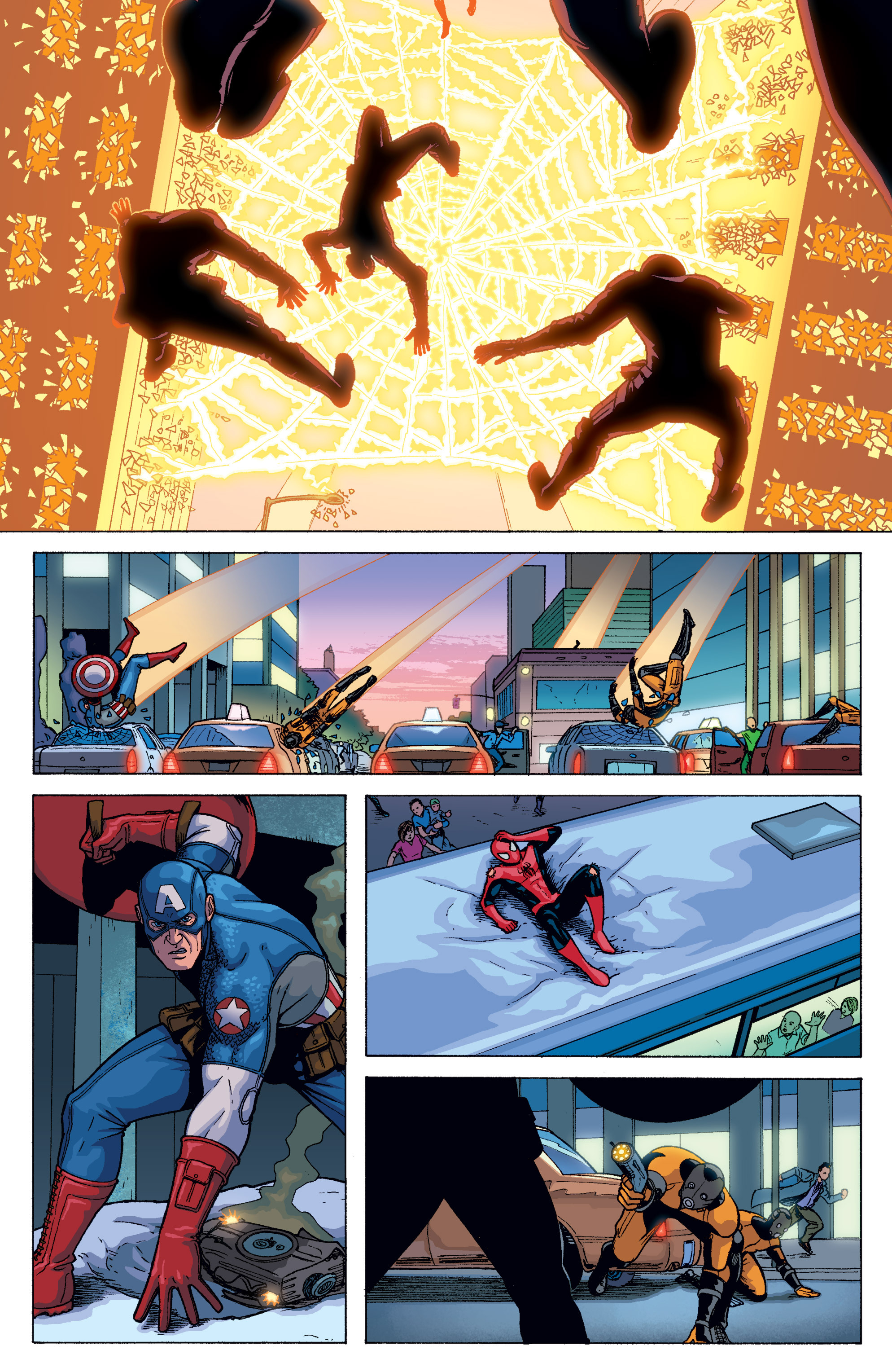 Read online Ultimate Spider-Man (2009) comic -  Issue #150 - 22