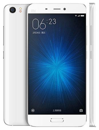 Xiaomi Mi 5 Standar