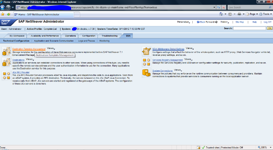 ADS Configuration for Java Instance - SAP GURU