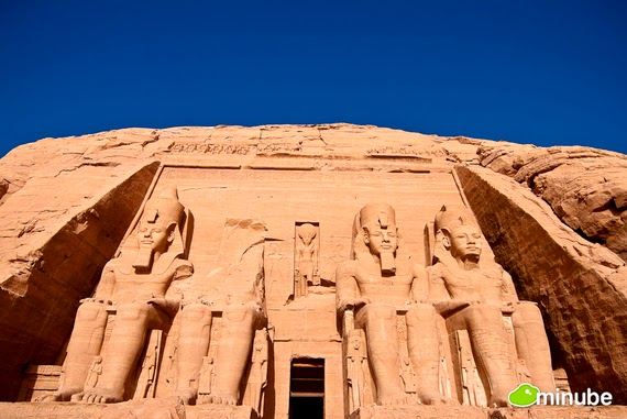 6.) Abu Simbel Temples, Egypt - The 19 Most Stunning Sacred Places Around the World