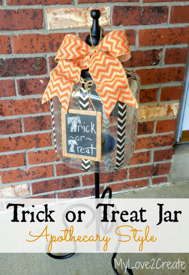 MyLove2Create, Trick or Treat Jar