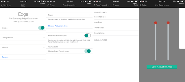 After installing this tweak you can have option to configure in the tweak preferences from Setting app