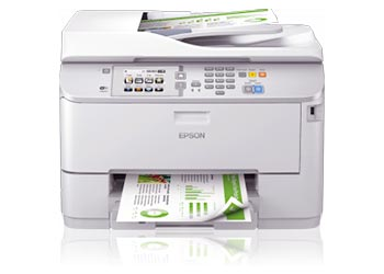 Driver Epson Workforce WF-5620 Download