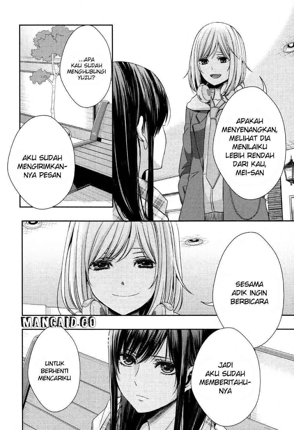 Baca Manga Citrus Chapter 10 Bahasa Indonesia