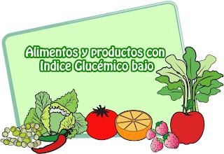 Indice glucemico bajo nutricampeones - Alimentos con indice glucemico bajo ...