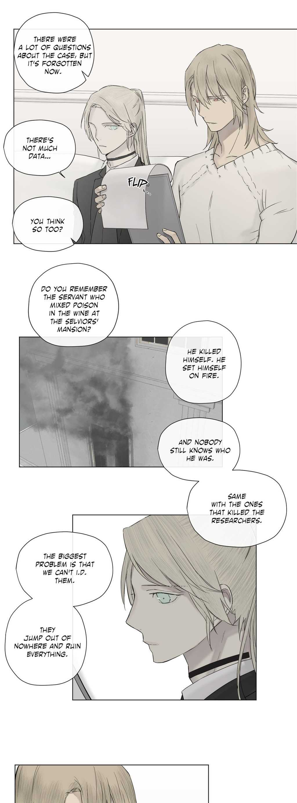 Royal Servant - Chapter 12