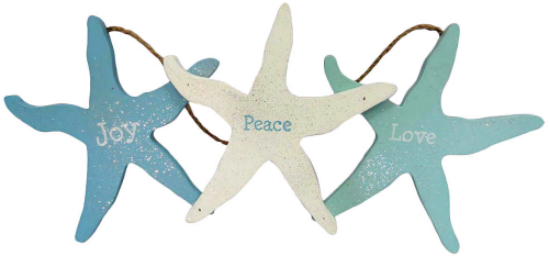 Christmas Starfish