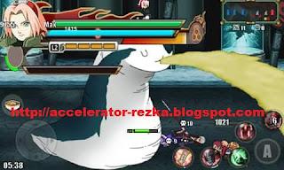 Naruto Senki Mod Sprite : Sakura PDS4 Replace Sakura