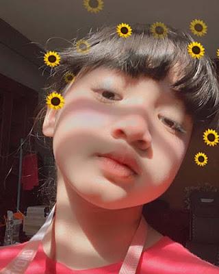 Queen Gendis Kinanti Selfi Cantik