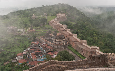 Kumbhalgarh Fort Great Wall