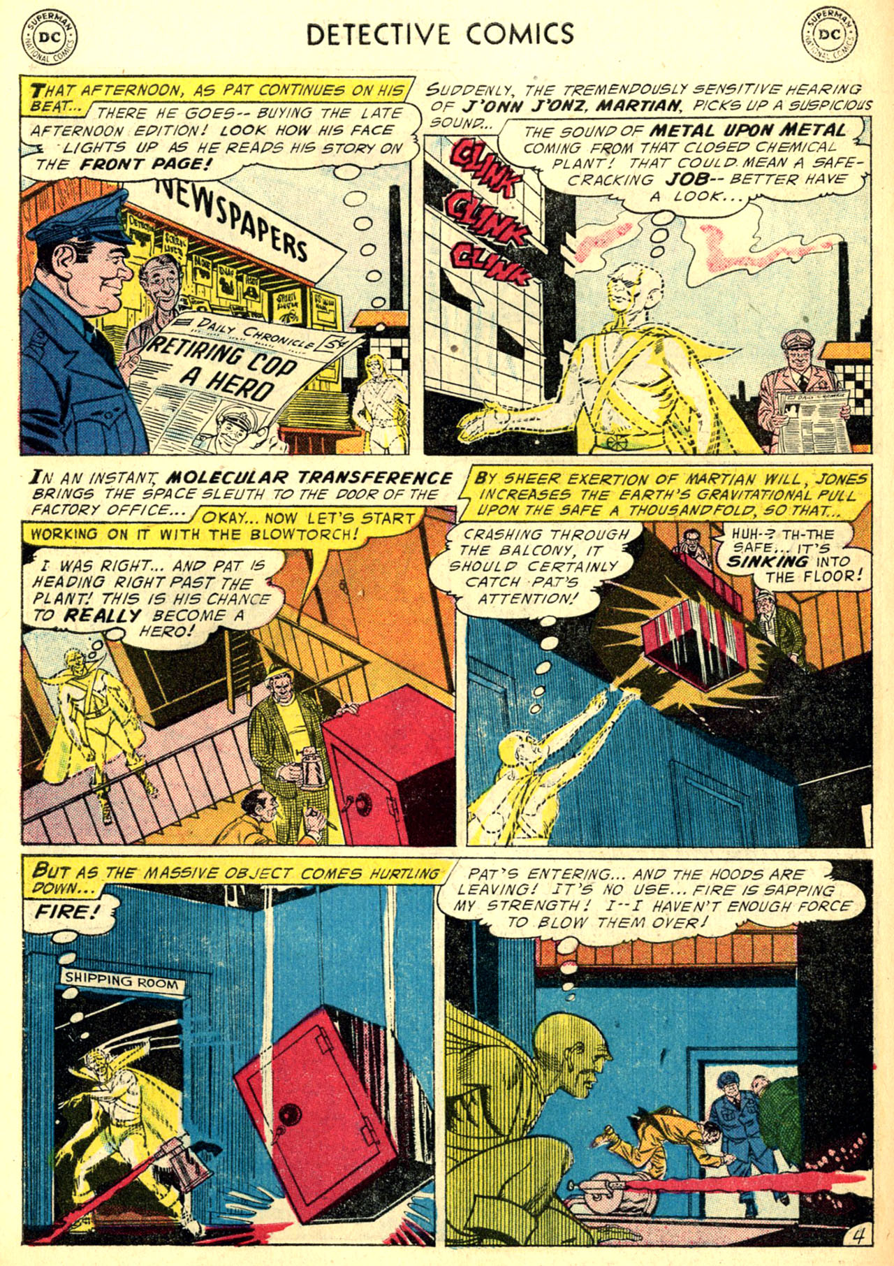 Read online Detective Comics (1937) comic -  Issue #240 - 29