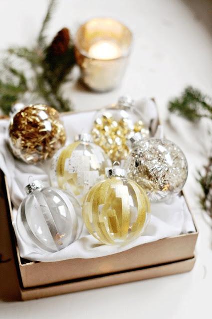 Joulukäsityöt alaluokille