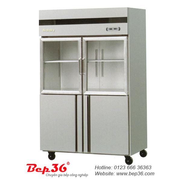 Tủ đông 2 chế độ mát và lạnh Nataky NDM4 tại Thanh Hóa
